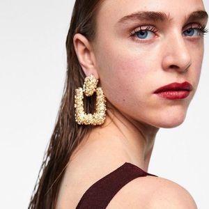 Trendy | Blogger Fav Silver Statement Earrings